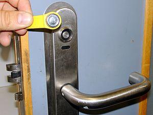 iButton (1-Wire) lock and key iButton - zamek ...