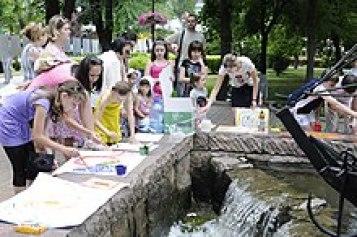 World Environment Day 2011 inDonetsk, Ukraine