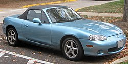 Mazda MX-5 Miata (US)