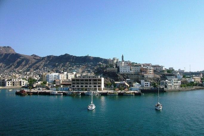 Aden, Yemen Port