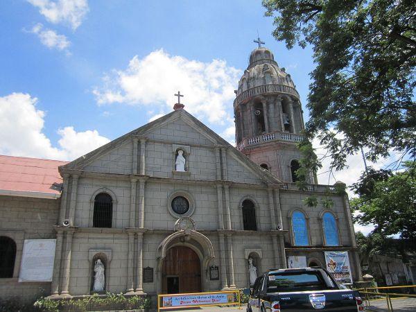 Taguig Church - Wikipedia
