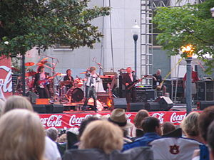 The current US touring lineup of Herman's hermits.