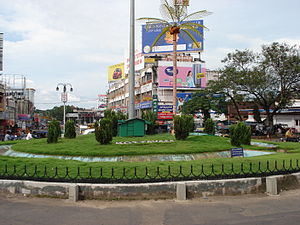 Seemaatti Junction, Kottayam