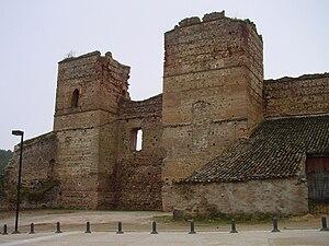 Español: Murallas de Buitrago del Lozoya.