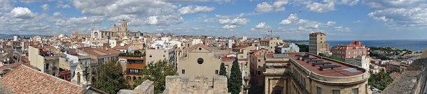 Panorámica de Tarragona ciudad