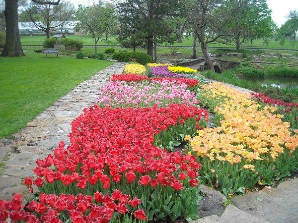 rose garden Reinisch Rose Garden and Doran Rock Garden - Wikipedia