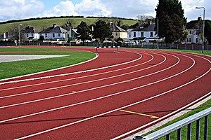 Running Track, Par.
