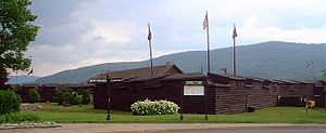 English: Fort William Henry today