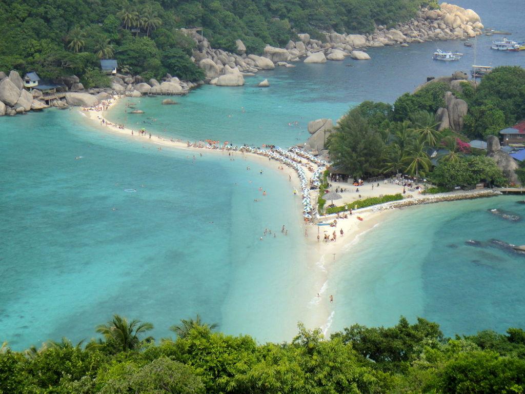 Koh Nang Yuan Beach