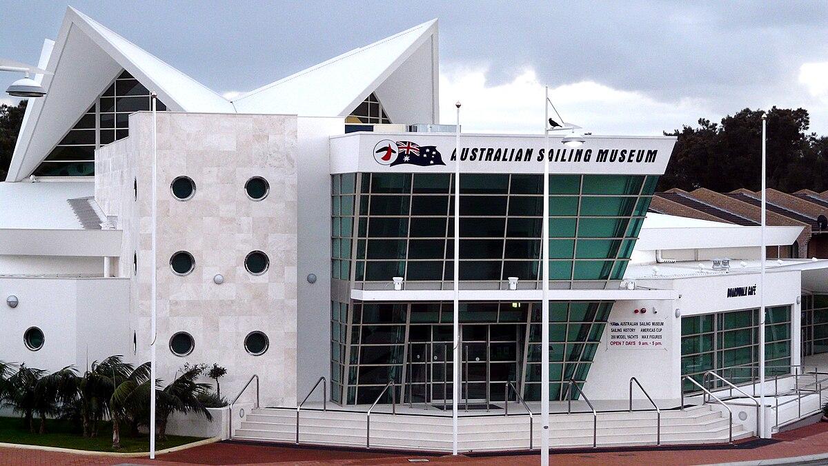 Australian Sailing Museum Wikipedia