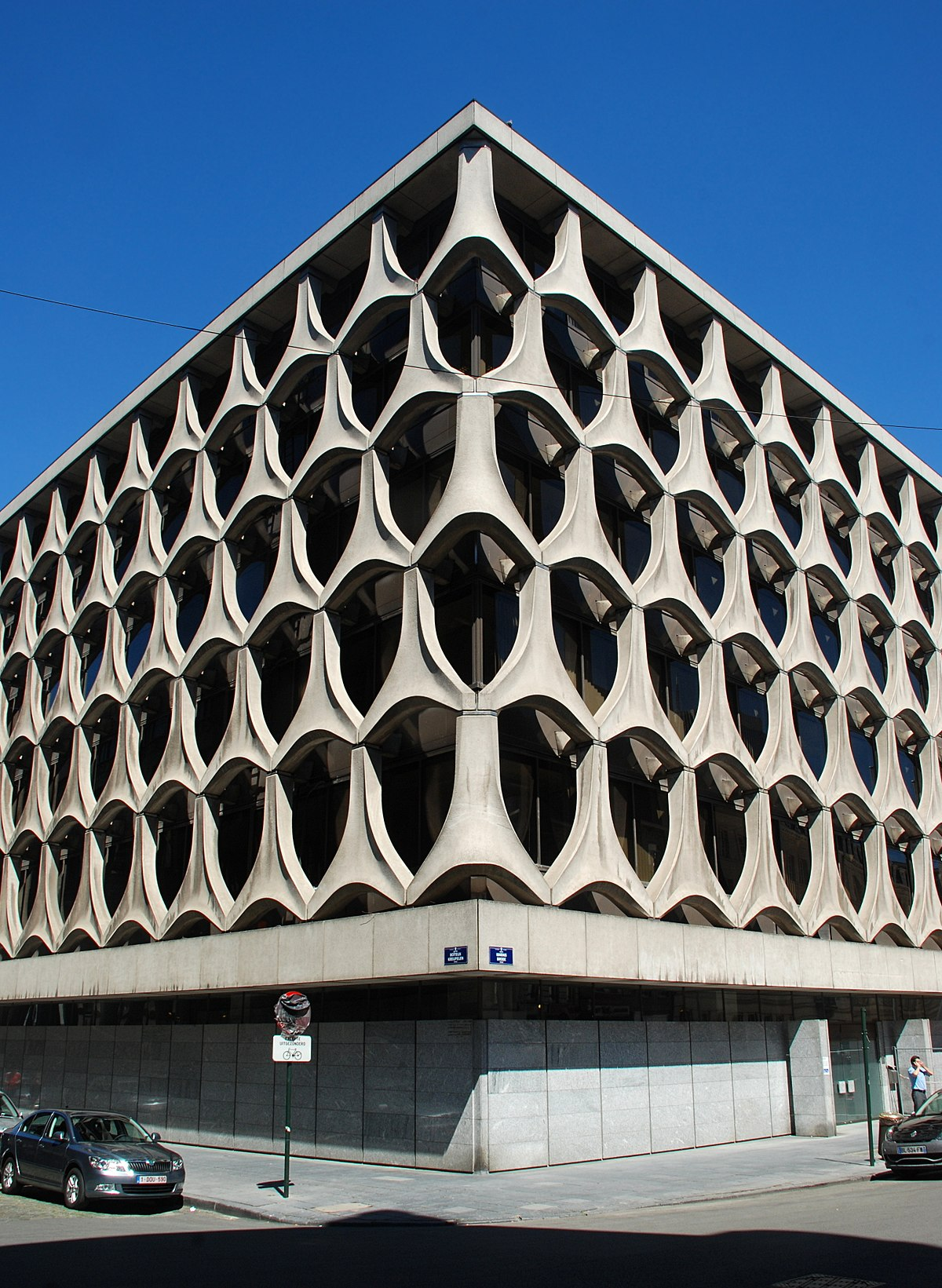 Architecture fonctionnaliste en Belgique Wikipdia
