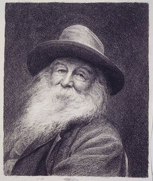 Brooklyn Museum - Walt Whitman - Thomas Johnson