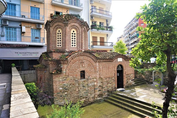 Church of Metamorphosis tou Sotiros (Thessaloniki) by Joy of Museums