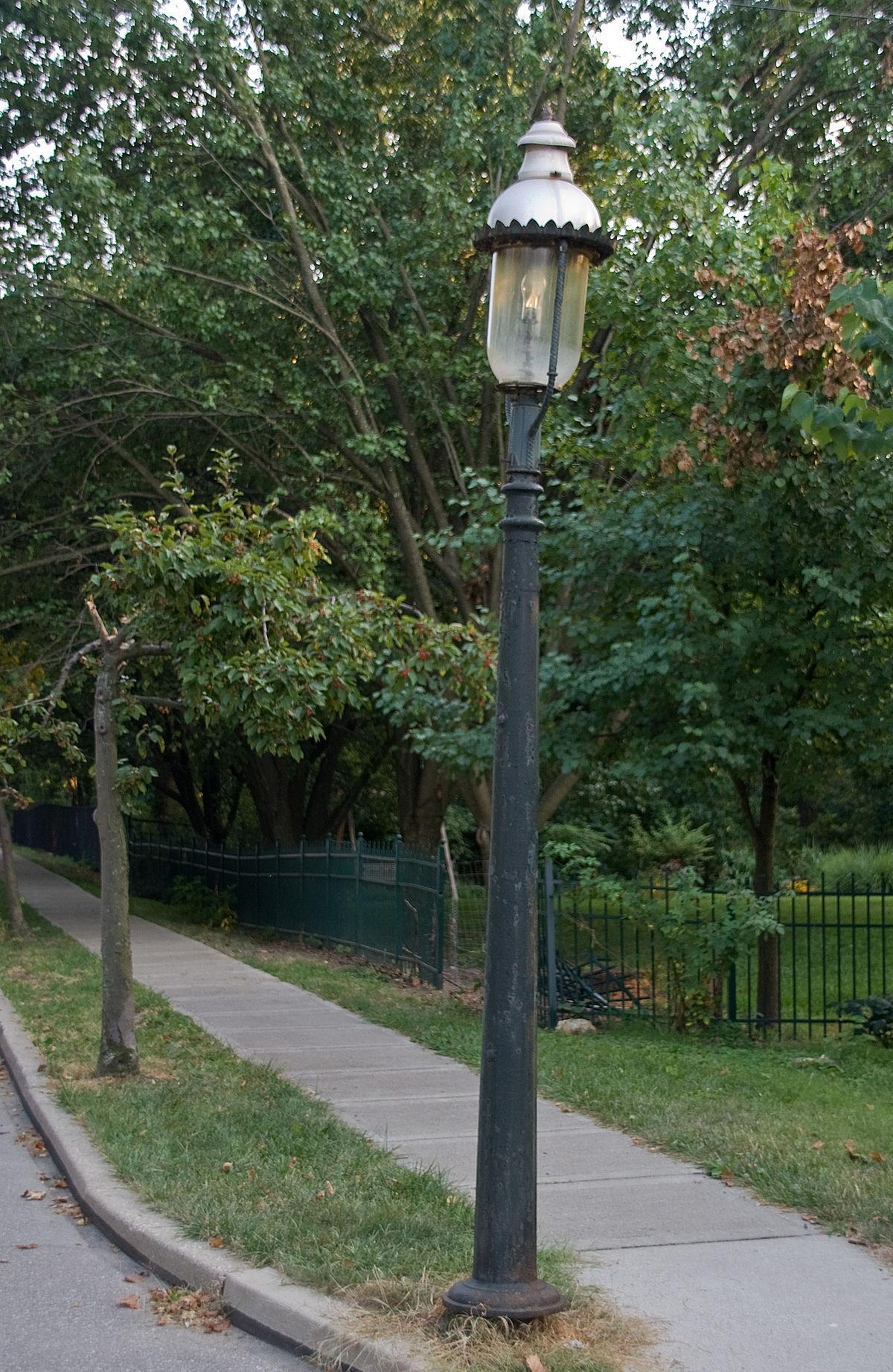 Cincinnati Street Gas Lamps Wikipedia