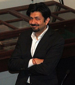 English: Dr. Siddhartha Mukherjee