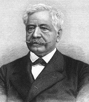 De Lesseps, builder of the Suez Canal