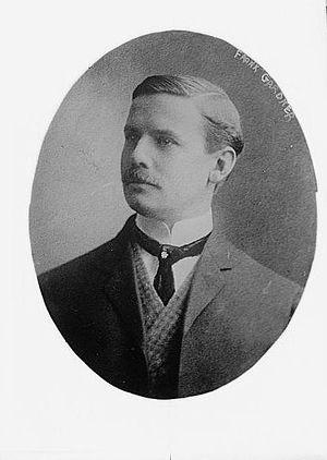 Frank J. Gardner, Member of New York state sen...