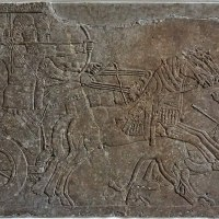 Lion Hunt Relief from Nimrud