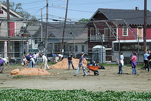 Hands On Network restores the ball diamond at ...