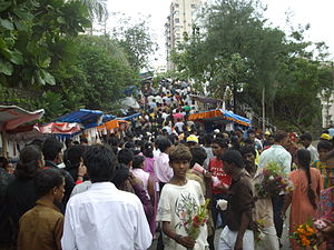 "English: ""BANDRA FAIR"":- one of the ..."