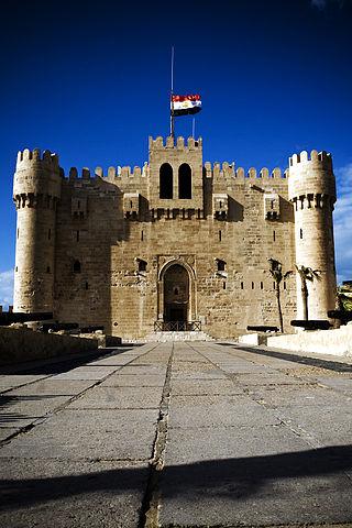 Citadel Of Qaitbay Wikipedia