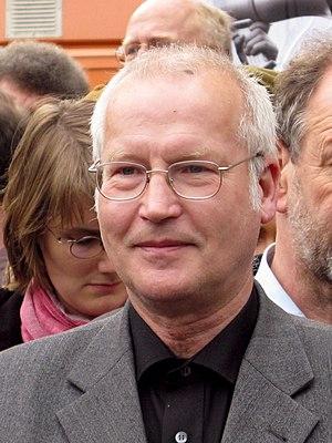 Deutsch: Franz Schulz, Bürgermeister von Berli...