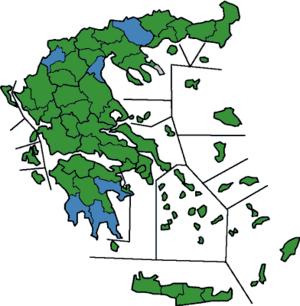 Greek legislative election, 2009 results, data...