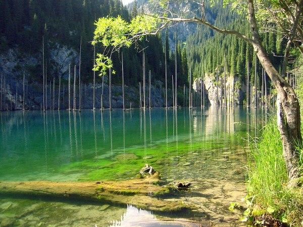 Parc national de Kolsay Lakes Wikip233dia