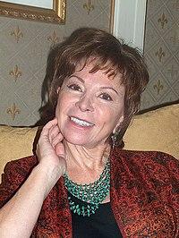 Isabel Allende, escritora chilena, residente nos Estados Unidos, 2007