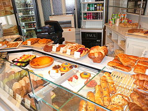 Bakery in Lille France