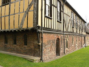 Merchant Adventurers Hall, York