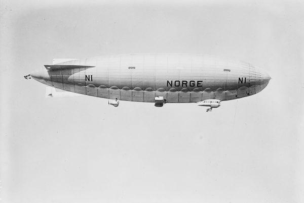 Norge (airship) - Wikipedia