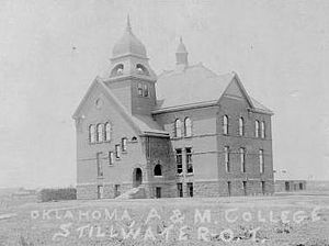 """Old Central"", OSU, Stillwater OK, c..."