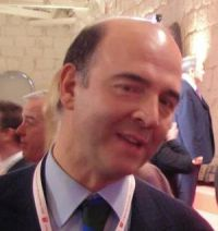 Pierre Moscovici, French politician