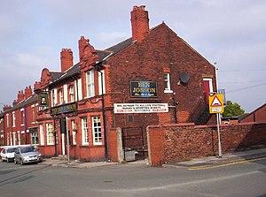 The Ben Jonson public house, Warrington Road, ...