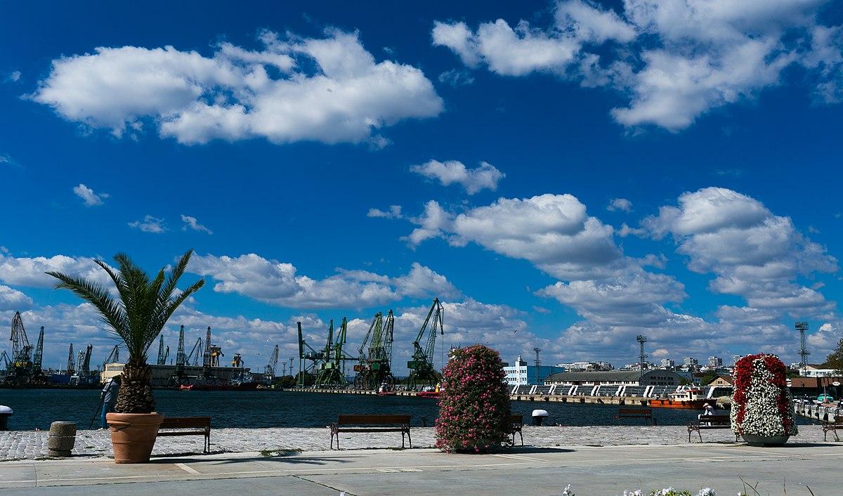 Port Of Varna Wikipedia