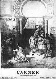 Galli-Marié là Carmen đầu tiên