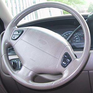 1999-2000 Ford Windstar Steering Wheel