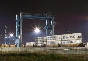 APM Terminals, Portsmouth, VA.