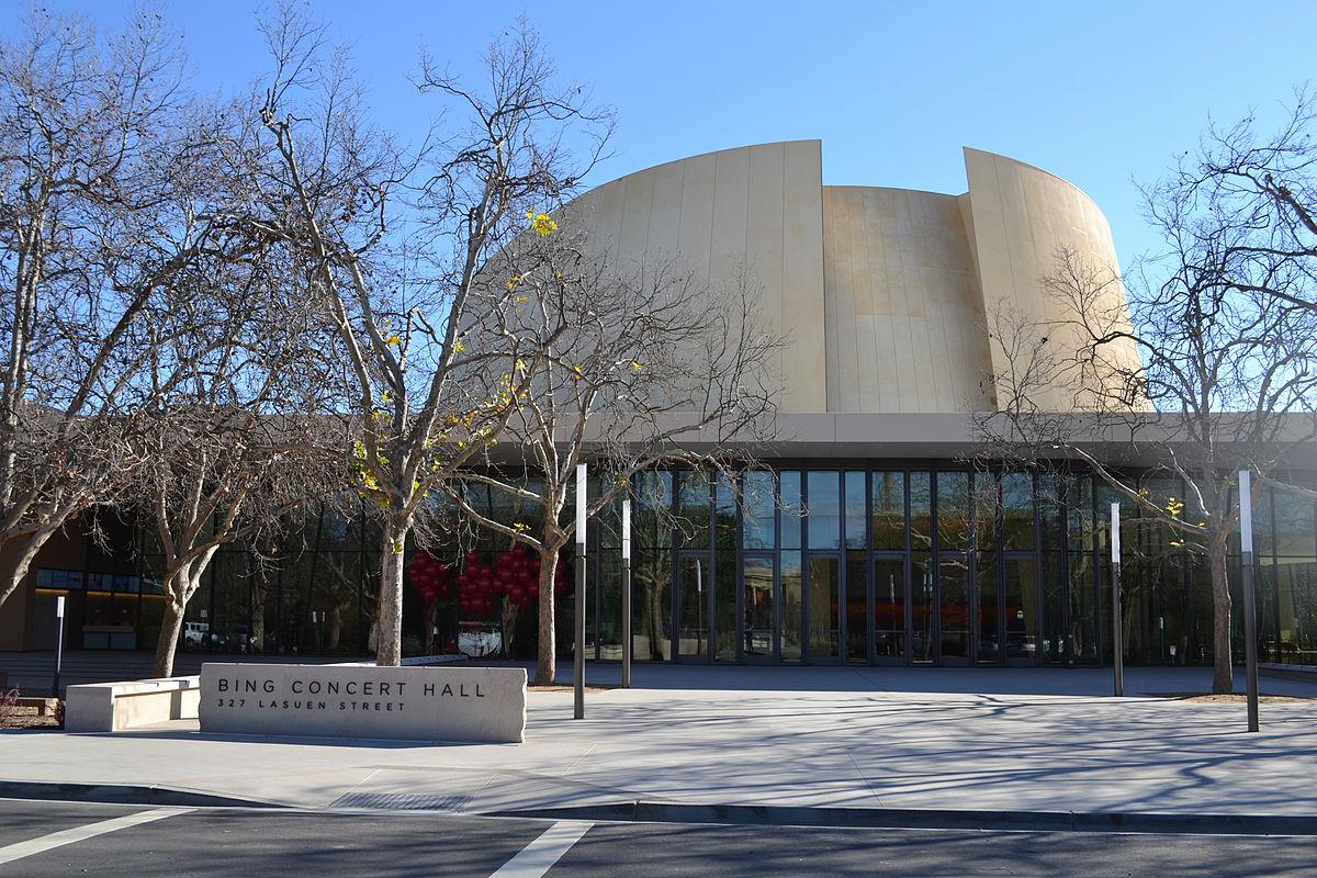 Bing Concert Hall Wikipedia