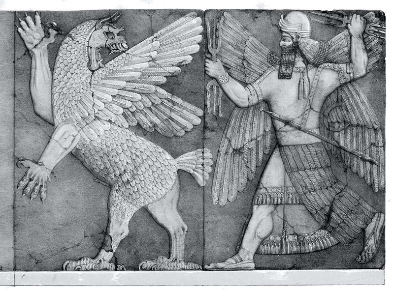 File:Chaos Monster and Sun God.png