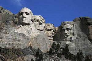 Presidents - Mount Rushmore National Memorial