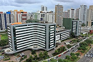 English: Hospital of Bahia, Salvador, Bahia, B...
