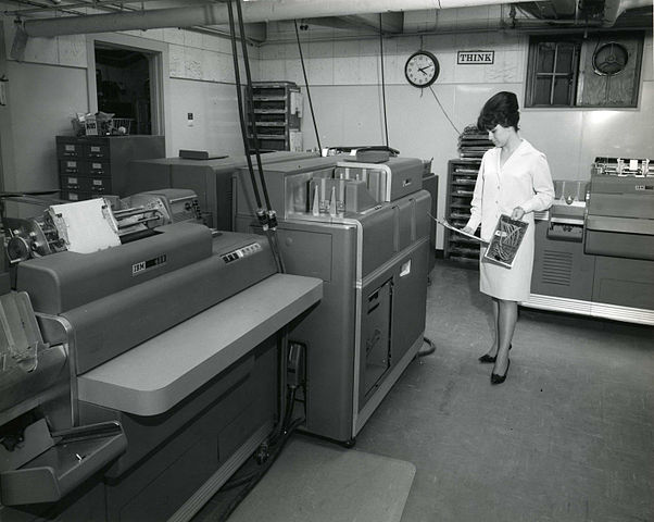 IBM 403 accounting machine