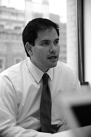 English: Photo of Marco Rubio taken on April 1...
