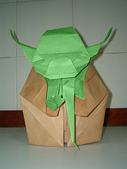 By Ciro Duran from Caracas, Venezuela (Master Yoda) [CC-BY-2.0 , via Wikimedia Commons