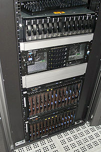 A server used for the My Home