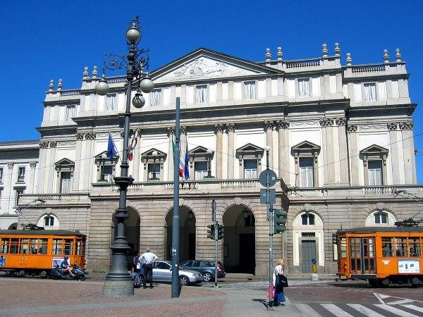 Teatro alla Scala - Vikipedio