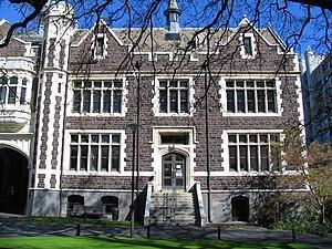 University of Otago School of Mines building, ...