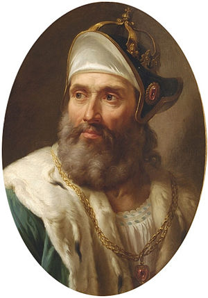 English: Wenceslas II, King of Bohemia and Poland